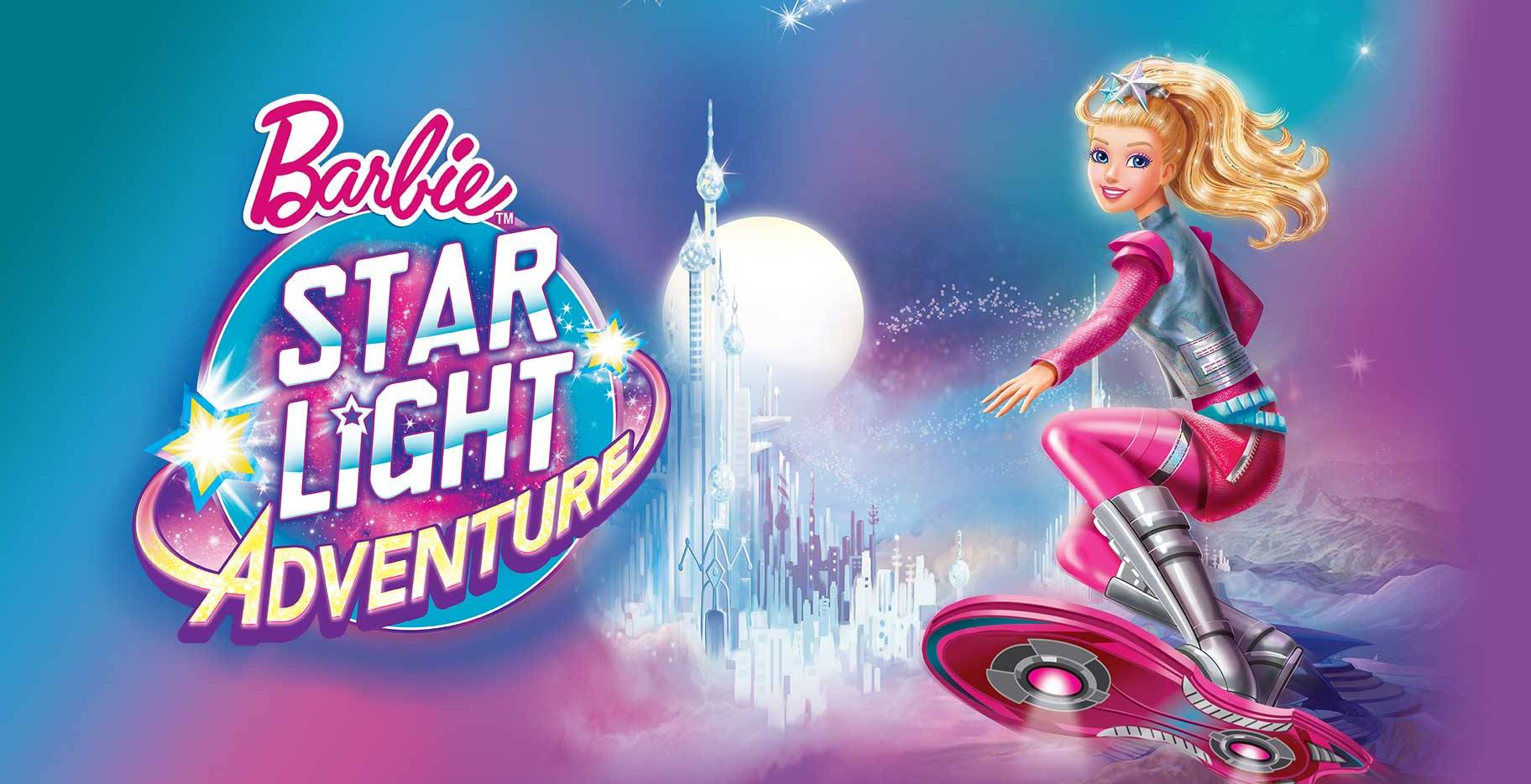 barbie starlight adventure
