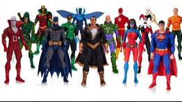 Description: Image result for DC Comics action figures